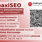 Pozycjonowanie stron intranetowych maxiSEO