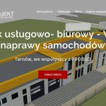 Nowa strona Archiprojekt