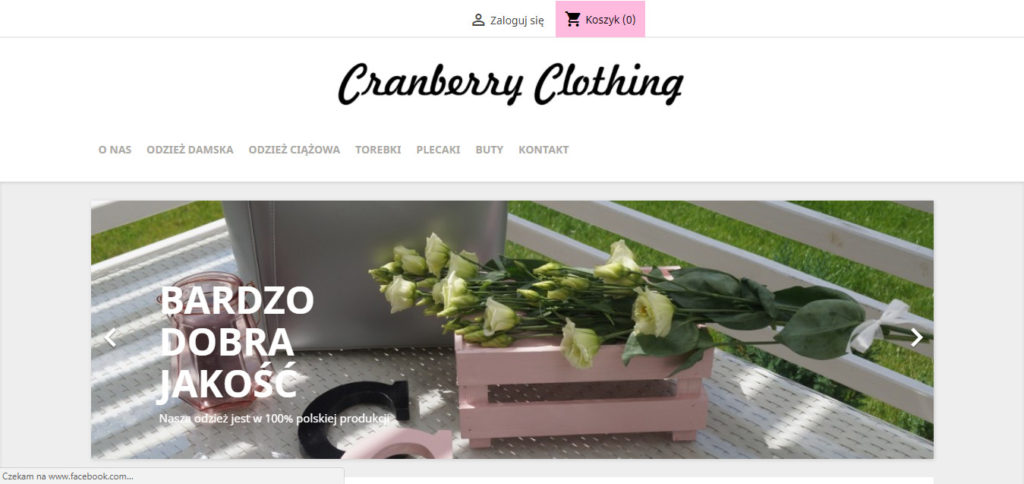 Cranberry Clothing