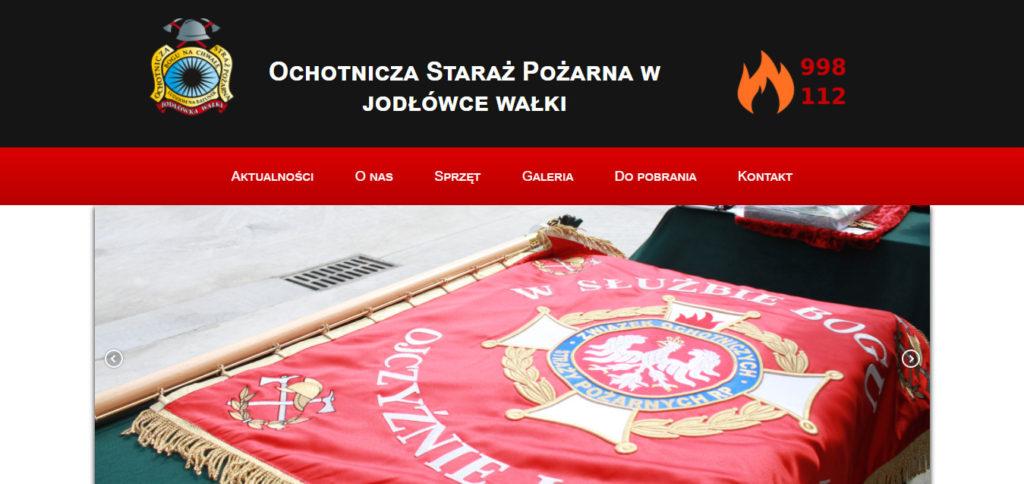 OSP Jodłówka-Wałki