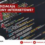 Jak działają strony internetowe?